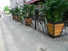 rampe fer forgé, rampe fer ornemental, rampe aluminium, cloture protech, terrasse