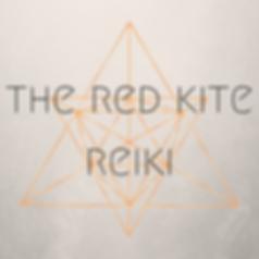 The Red Kite Reiki logo
