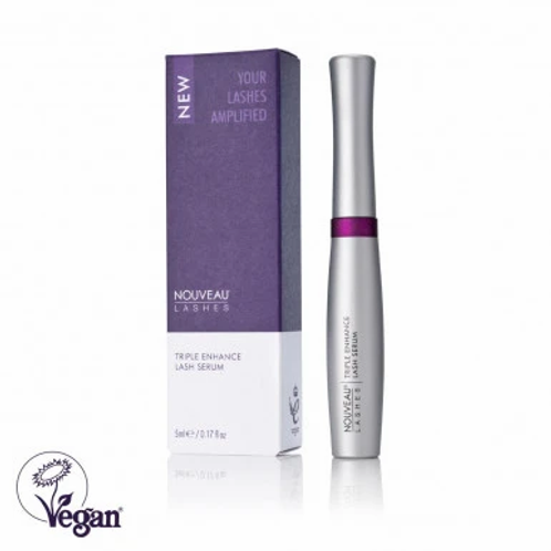 Nouveau Lashes Triple Enhance Lash Growth Serum