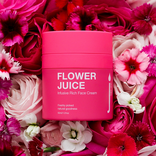 Flower Juice - Ultra-Rich Face Cream