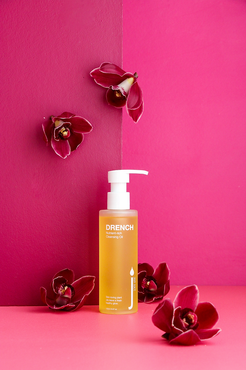 Drench - Nourishing Cleansing Oil