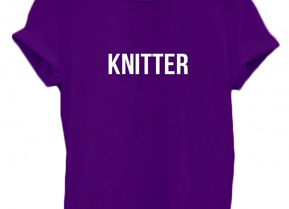 KNITTER - WBP T-Shirt