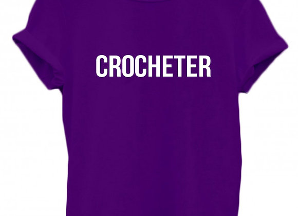 CROCHETER - WBP T-Shirt