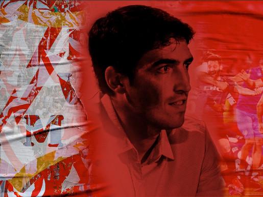 Andoni Iraola: Providing balance to Rayo Vallecano's chaos
