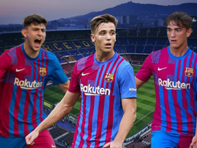 Demir, Gavi and Nico: Barcelona's New Hope