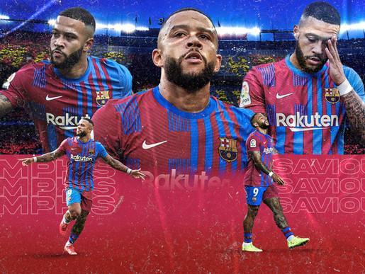 Is Memphis Depay Barça's saviour?