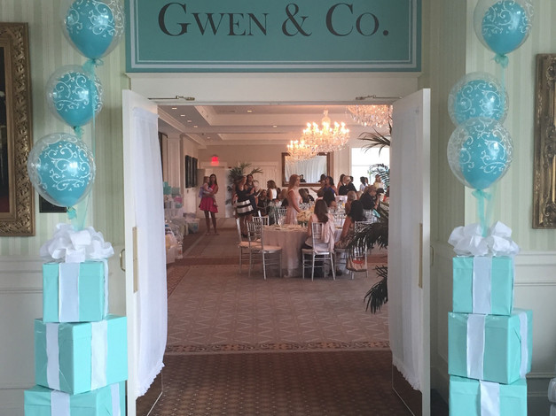 Gwen and Co. Bridal Shower