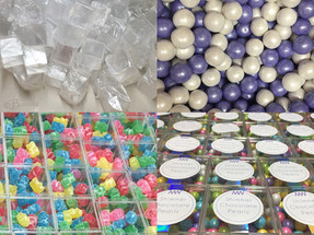 Candy Invitation Assembly