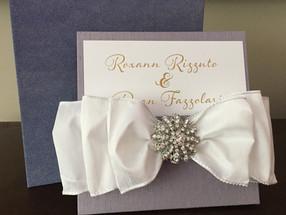Boxed Wedding Invite