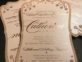 Sweet Sixteen and Quinceañera Invitations