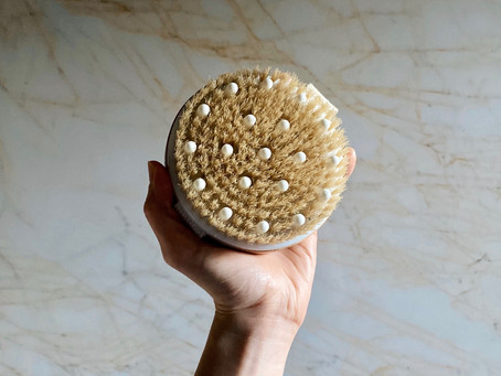 Why You Should Be Dry Brushing