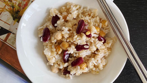 5-Grain Rice (Ogokbap 오곡밥)