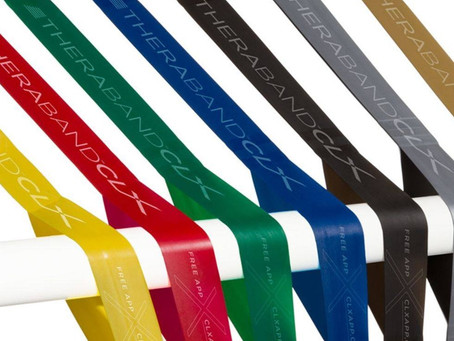 The Only Resistance Band You Need: TheraBand CLX™