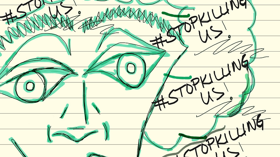 Stop Killing Us! No. 2