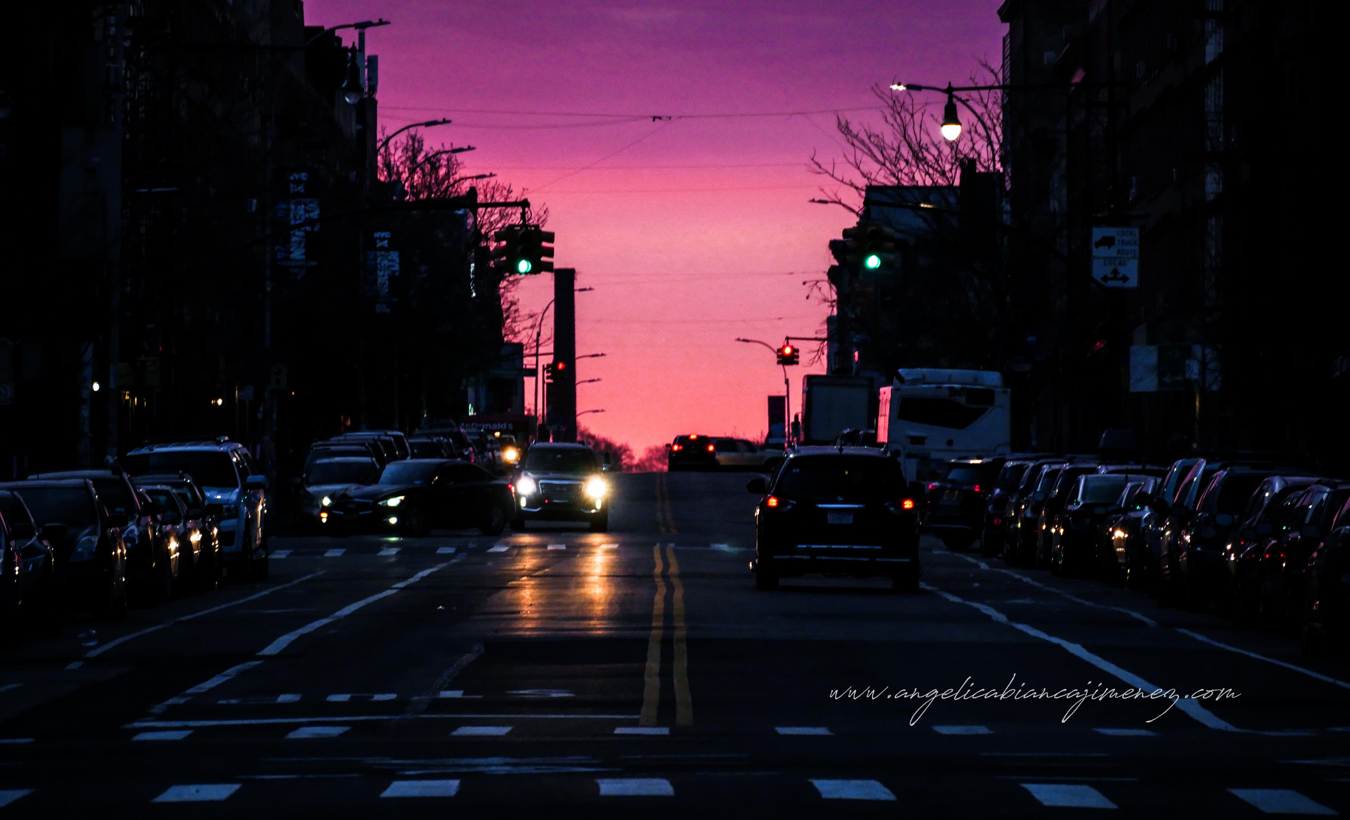 Greenpoint Sunrise