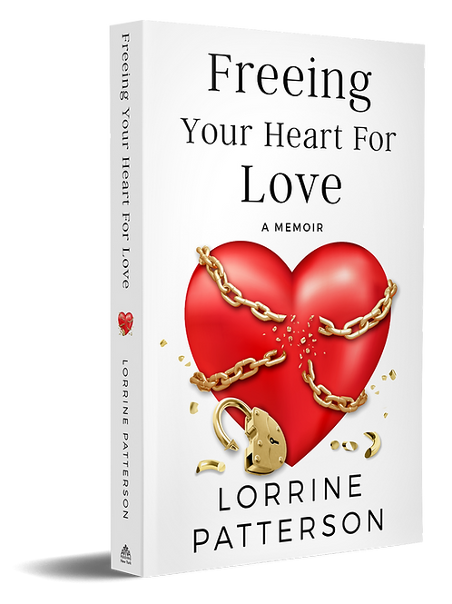 """ORDER """"FREEING YOUR HEART FOR LOVE"""""""