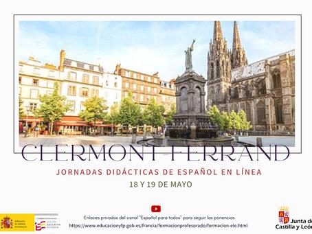 Jornadas Didácticas de Español en CLERMONT-FERRAND