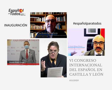 Galería Fotográfica VI Congreso Internacional del Español