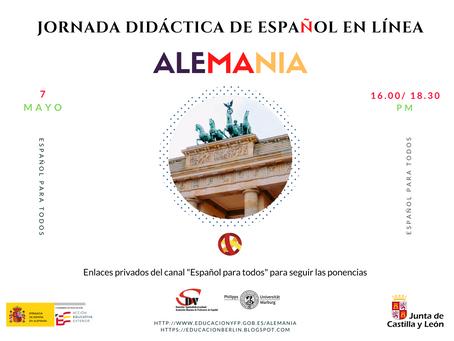 Jornada Didáctica de Español. ALEMANIA
