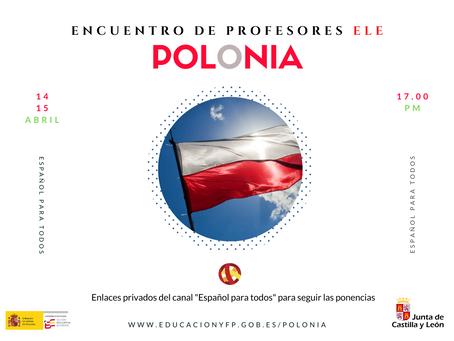 Jornadas Didácticas de Español en POLONIA