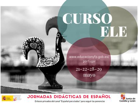 Jornadas Didácticas de español en PORTUGAL