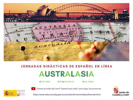 Jornadas Didácticas de Español en AUSTRALASIA