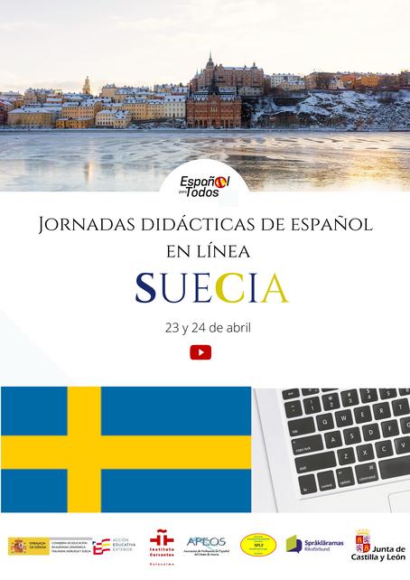 Jornadas Didácticas de Español en SUECIA