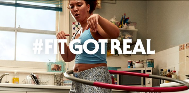 #FitGotReal