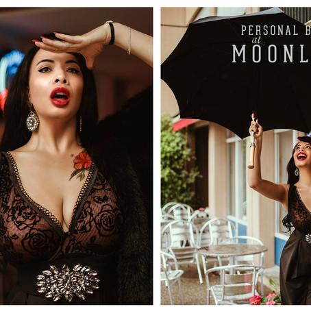 Moonlight Photoshoot