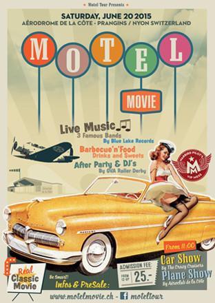 Motel Movie 2015