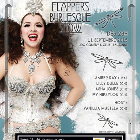 Flappers - Lido Lausanne