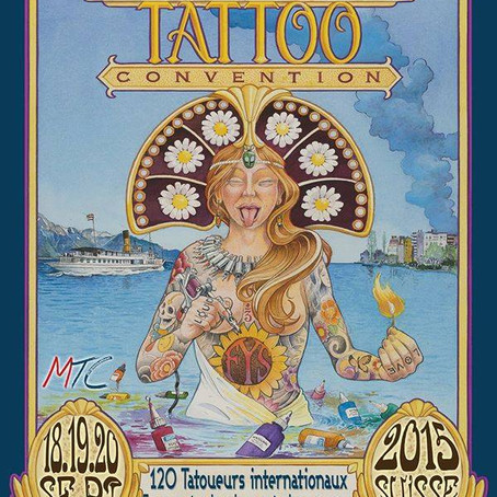 Montreux Tatoo Convention