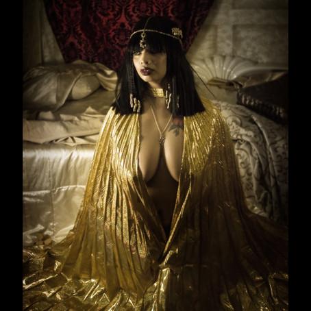 Shooting Cleopatra - Chris Stefani