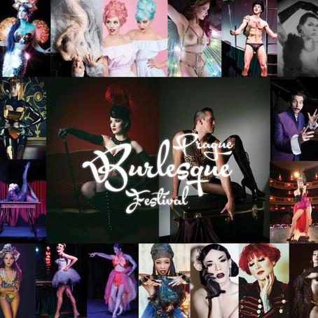 Prague Burlesque Festival 2018
