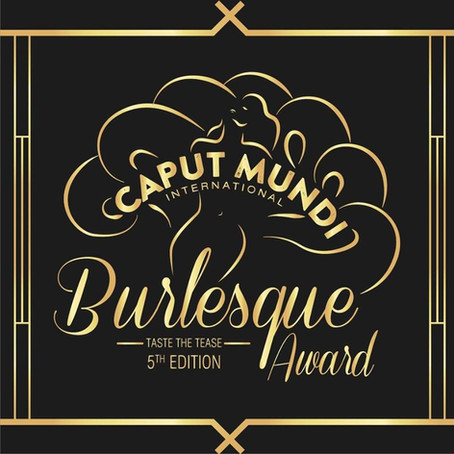 Caput Mundi Burlesque Award - Rome