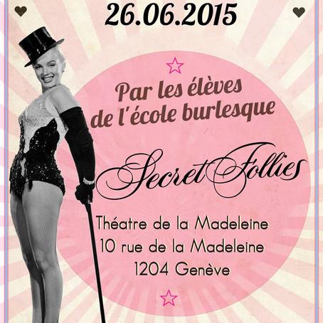 Theatre de la Madeleine – Geneva