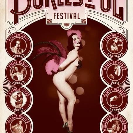 Zurich Burlesque Festival