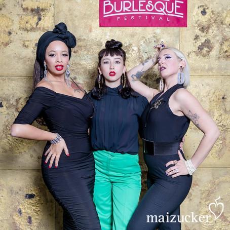 Stuttgart Burlesque Festival 2017