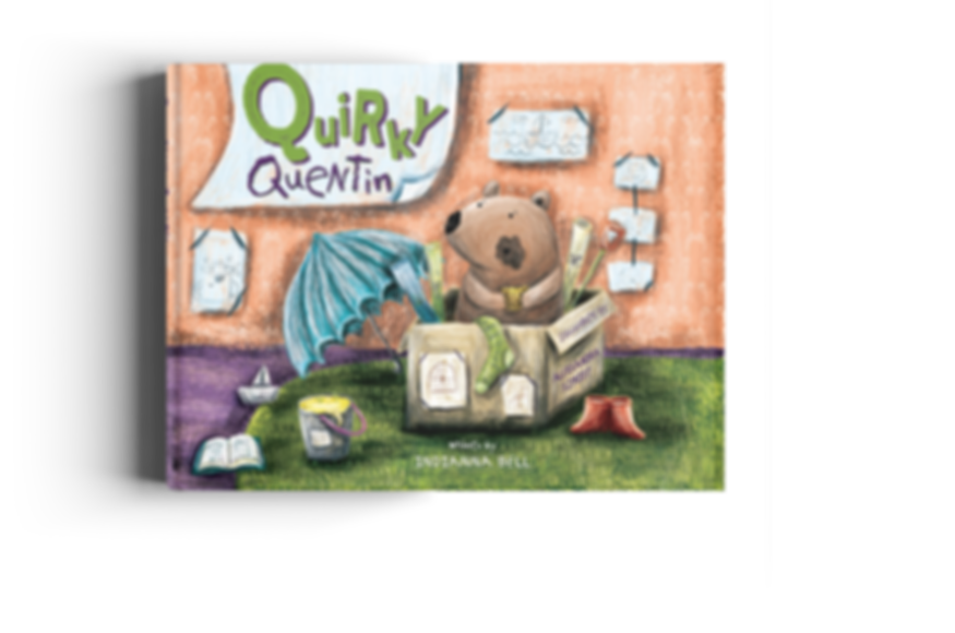 Quirky Quentin