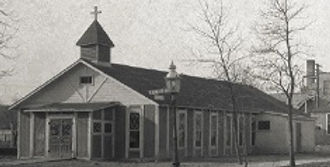 Our First Church in 1915