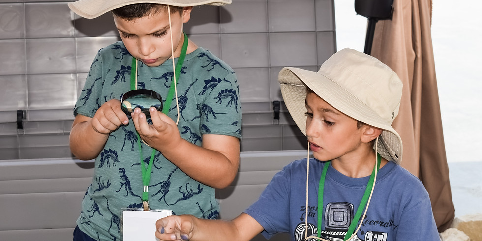What does an Archaeologist do? (Junior Workshop) Tuesday 9th April