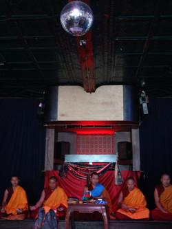 Monk Bless House of Loom Sept 2013