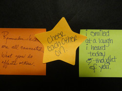 Notes from Five Days of Compassion