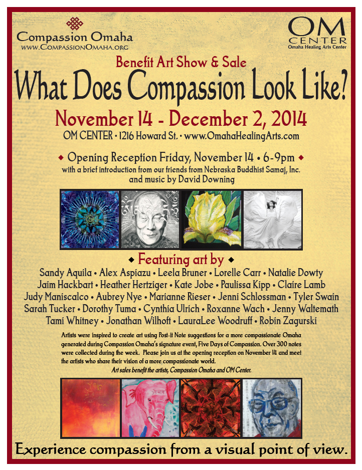 What Does Compassion Look Like 2014