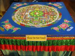 Complete Green Tara Mandala 2013