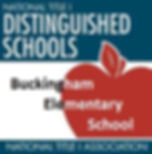 Buckinham Title 1 Distinguished School