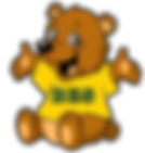 Bucky Bear Logo