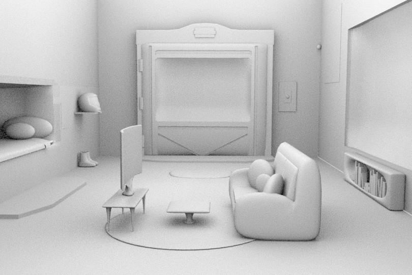 Astronaut's Room