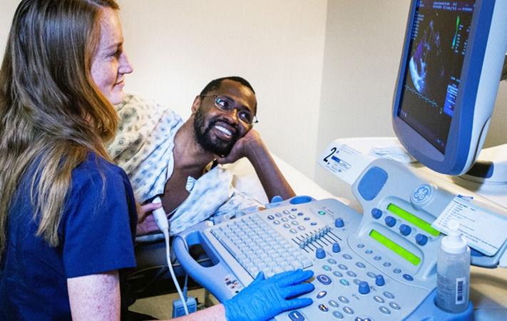 Echocardiogram Ultrasound