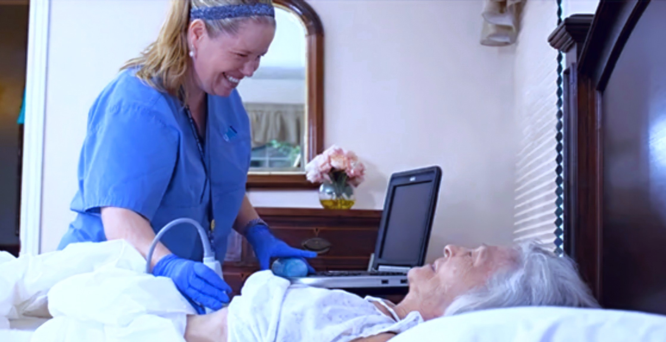 Emergency/ Mobile In-Home Ultrasound